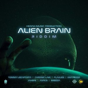 Tommy Lee Sparta – Enemy Missed (Alien Brain Riddim)