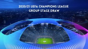 UEFA Champions League Group Stage Draw 2020/21