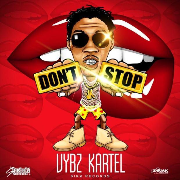 Vybz Kartel – Don't Stop