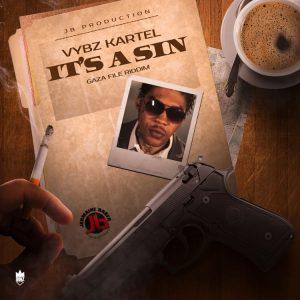 Vybz Kartel - It's A Sin (Prod. by Jermaine JB Baker)