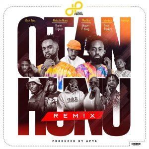 Dead Peepol & Rich Kent – Otan Hunu (Remix) ft Medikal, Kuami Eugene, Malcolm Nuna, Bosom P-Yung, Tulenkey, Fameye & Deon Boakye