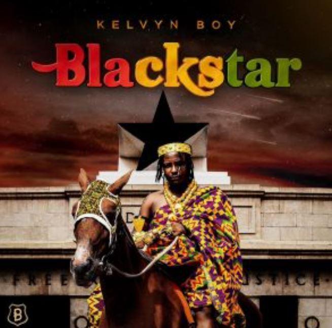 Kelvyn Boy - Blackstar Album