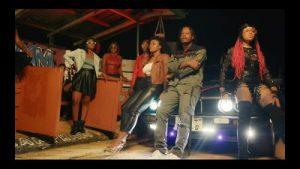 Kelvyn Boy - Watch Nobody Ft Gyedu-Blay Ambolley (Official Video)