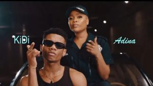 KiDi - One Man Ft Adina (Official Video)