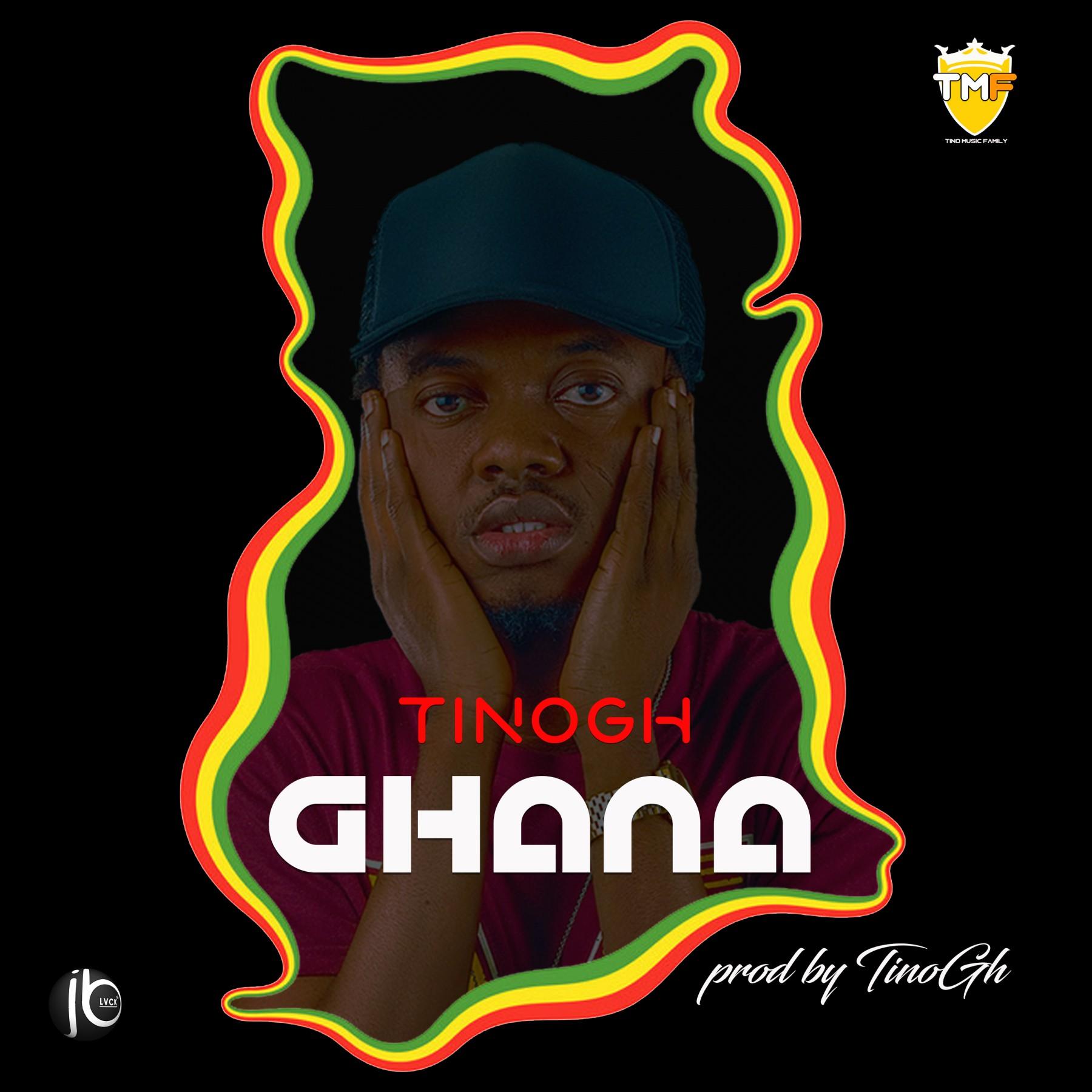 TinoGh Ghana (Peace Song)