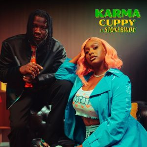 DJ Cuppy - Karma Ft Stonebwoy (Official Video)