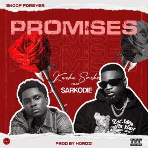 Kweku Smoke - Promises Ft Sarkodie (Prod. by Hordzi)