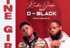 Kweku Smoke - Fine Girl ft D-Black (Prod. by Kcee Beatz)