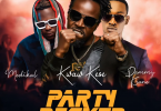 Kwaw Kese – Party Rocker Ft Medikal & Dammy Krane