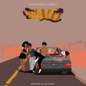 Kwesi Arthur – Baajo Ft Joeboy (Prod. by Yung D3mz)