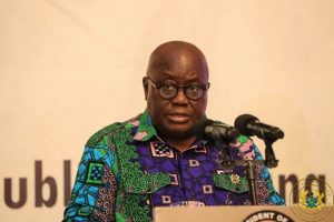President Nana Akuffo-Addo Secures Second Term In Office