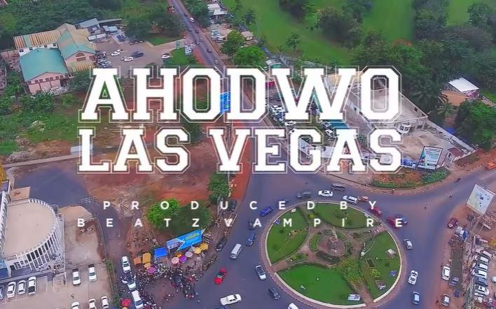 Shatta Wale – Ahodwo Las Vegas Video