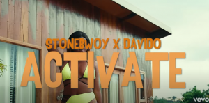 Stonebwoy - Activate Ft Davido (Official Video)