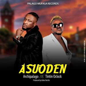 Archipalago - Asuoden ft Tintin Oclock (Prod. by Kobe North)