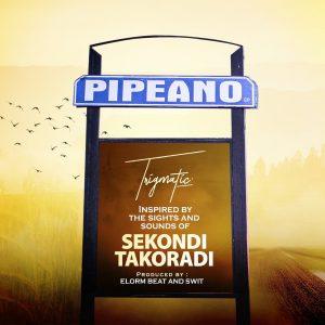 Trigmatic - Pipeano EP (Full Album)