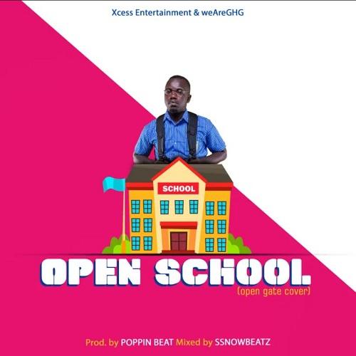 Ajeezay Open School (Open Gate Cover)