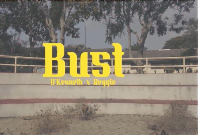 O'Kenneth & Reggie Bust Video