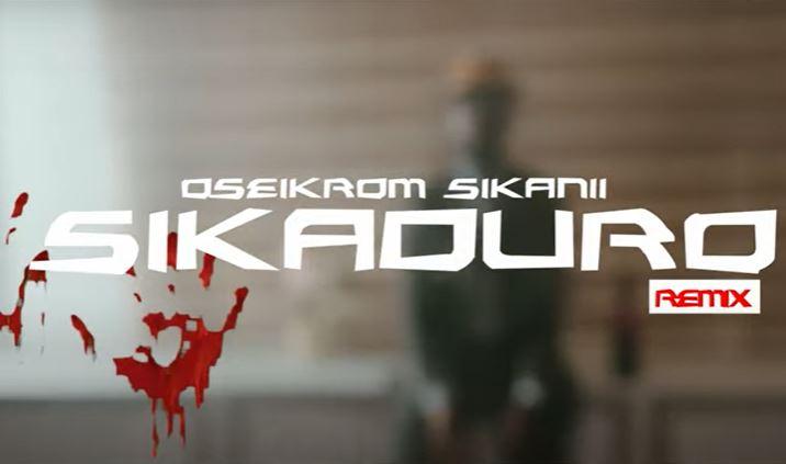 Oseikrom Sikanii – Sika Duro Ft Medikal (Official Video)