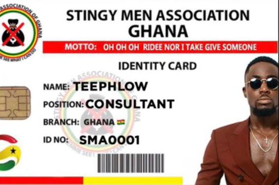 TeePhlow Stingy Men Association