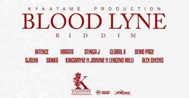 Intence – Blood (Prod. By Kyaatame Productions)