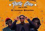 Krymi - Party Gbee ft Kofi Mole, King Gaaga (Prod. by Kaywa)