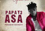 Ogidi Brown - Papa Y3 Asa (Prod. by Yaw Spoky)