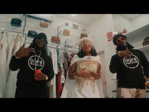 DopeNation & Adelaide The Seer – What A God (Official Video)