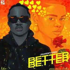 jamopyper – better better (prod. by p.priime)