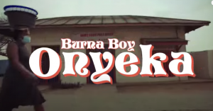 Burna Boy - Onyeka (Official Video)