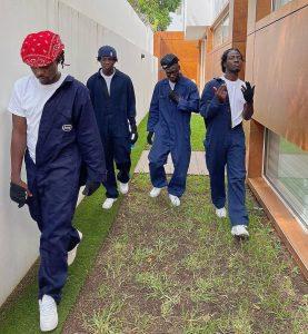 LYRICS: O'Kenneth - Agyeiwaa ft Reggie x City Boy