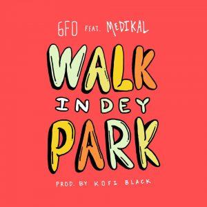 6FO - Walk In Dey Park Ft Medikal