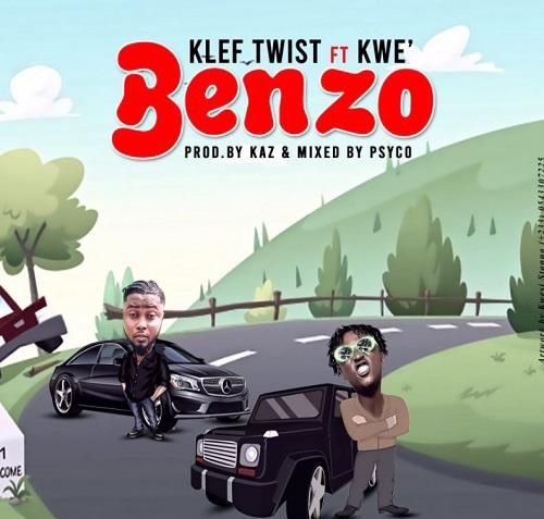 benzo by klef twist ft kwe