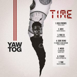 Yaw Tog - Time EP [Full Album]