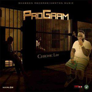 Chronic Law - Program