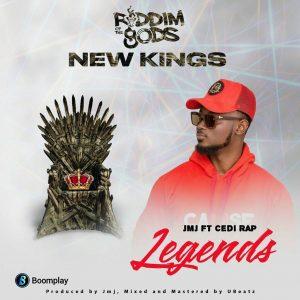 Cedi Rap - Legends (Riddim of the goDs)