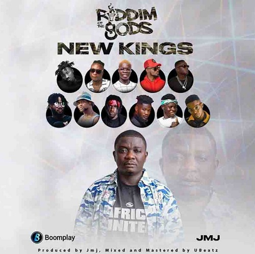jmj riddim of the gods new kings album
