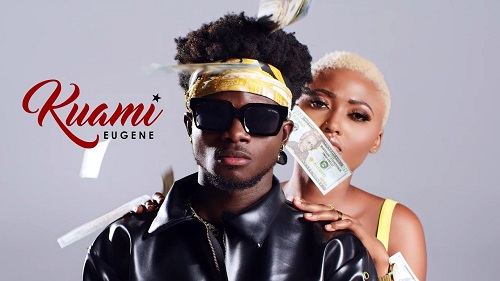 dollar on you video by kuami eugene