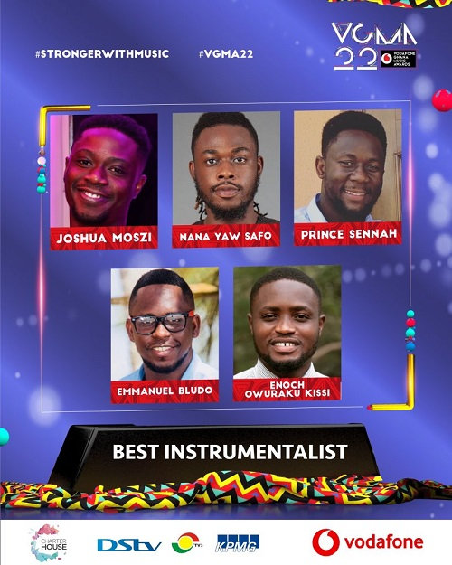 vgma 2021 best instrumentalist of the year