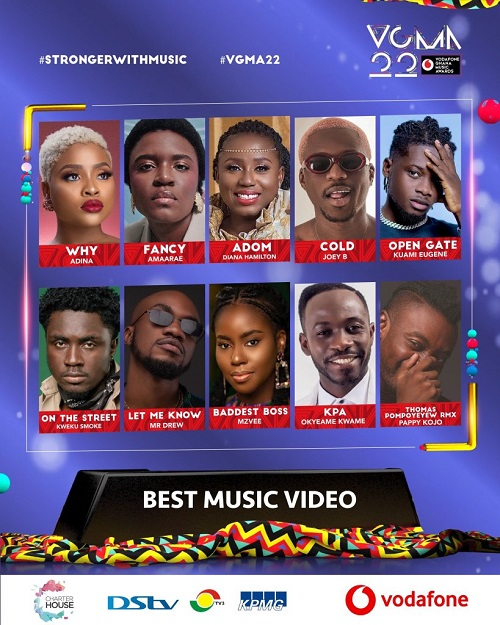 vgma 2021 best video of the year