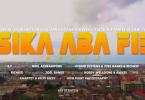 Kweku Darlington - Sika Aba Fie Remix Video Ft Kuami Eugene, Fameye