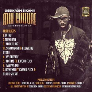 Oseikrom Sikanii - Mix Culture EP