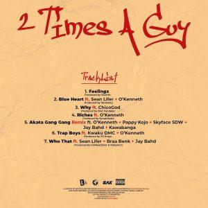 Reggie - 2 Times A Guy EP [Full Album]