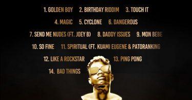 KiDi - Golden Boy Album