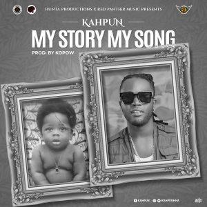 Kahpun – My Story My Song