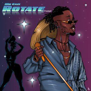 Mr Eazi - Rotate Freestyle
