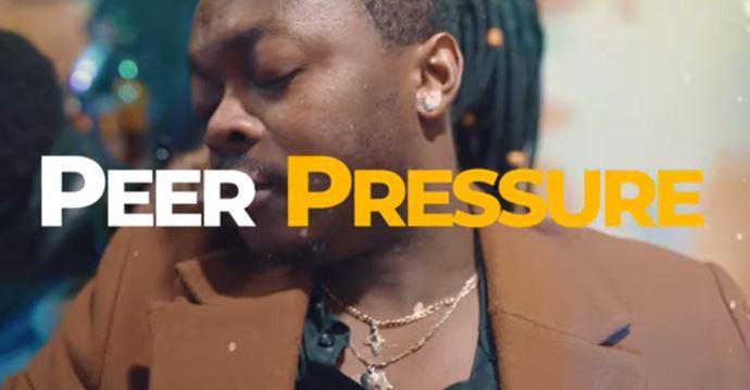 ogidi brown peer pressure video