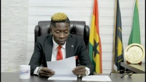 Shatta Wale - State Of The Industry Address