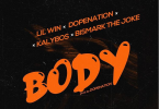 DopeNation - Body Ft Lil Win, Kalybos