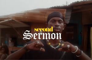Black Sherif - Second Sermon Video