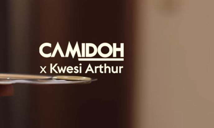 camidoh dance with you video